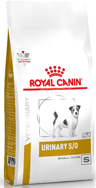 Royal Canin Urinary S/O Small Dog (для мелких пород лечение МКБ)