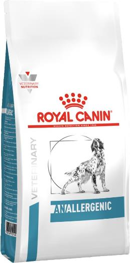 Royal Canin Anallergenic Canine (при пищевой аллергии)
