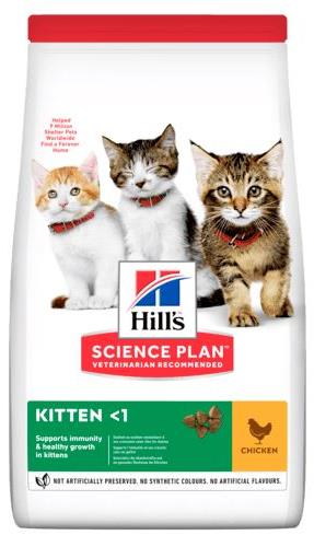 Hill's SP Kitten Healthy Development Chicken для котят с курицей
