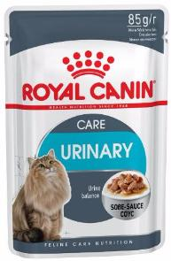 Royal Canin Urinary care (профилактика МКБ в соусе), 85 гр