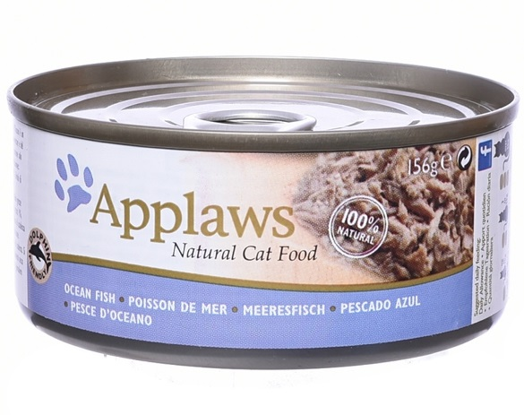 Applaws Cat Ocean Fish консервы для кошек с океанической рыбой