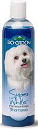BIO-GROOM Super White Shampoo, 355 мл