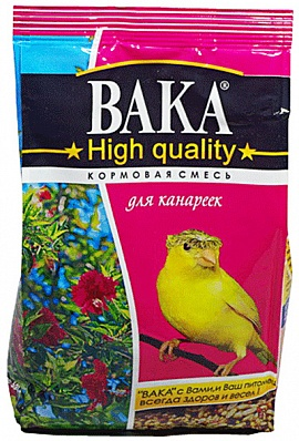 ВАКА Hight Quality для канареек
