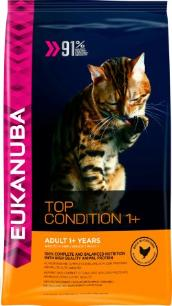EUKANUBA Cat Adult Chicken (с курицей)
