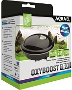 Компрессор Aquael OXYBOOST 150 plus 150 л/ч (от 100-150л)